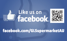 like us on Facebook : G and L Supermarket