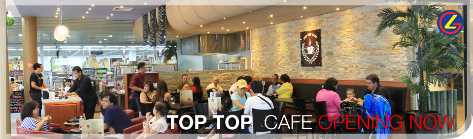 Top Top Cafe Openning now