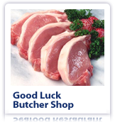 Good Luch Plaza_Good Luck Butcher Shop