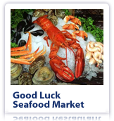 Good Luch Plaza_Good Luck Seafood Market